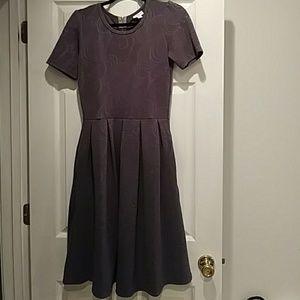 Lularoe Amelia dress...size medium.  Euc
